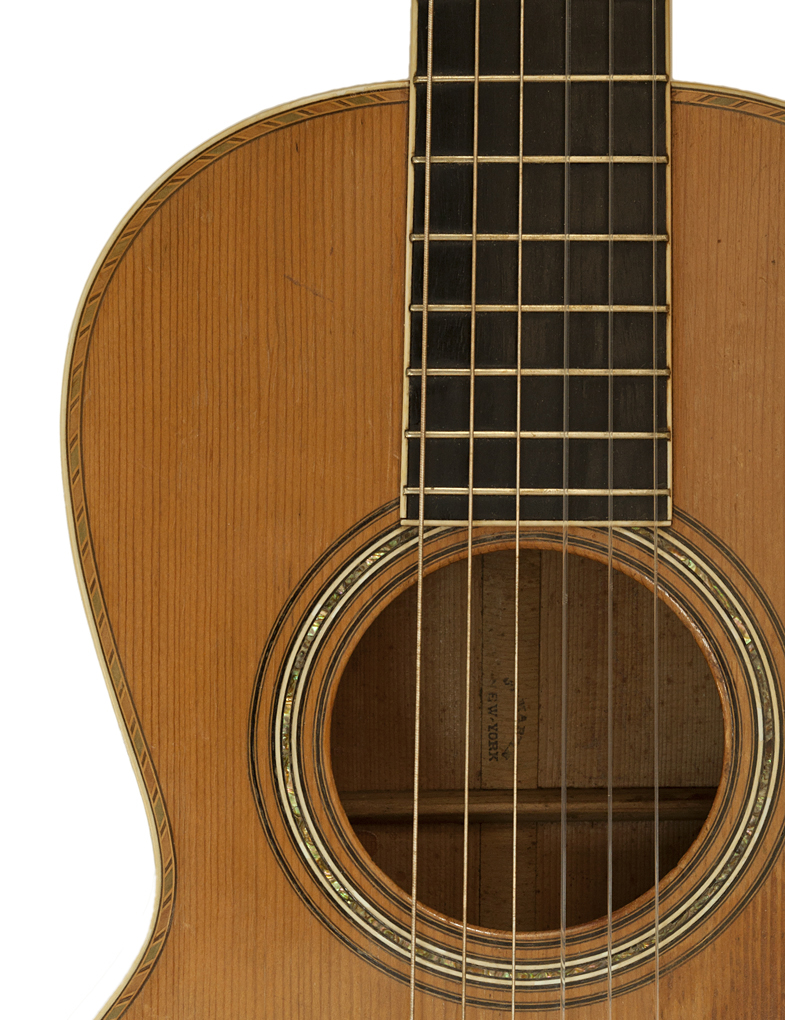Incredible Martin Guitar – 157 yrs  old! | JERRYKOSAK COM | MUSICIAN